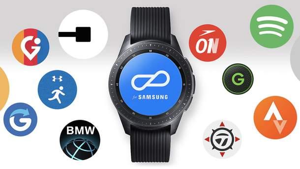 Як виглядатиме смарт-годинник Samsung Galaxy Sport
