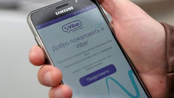 Оновлення Viber - що нового в Viber 10