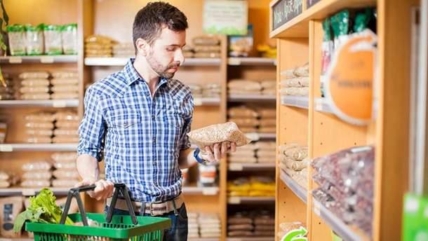 В Україні вводять нове маркування харчових продуктів: основні положення закону