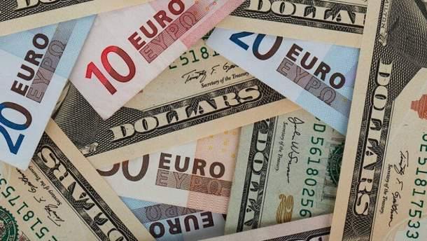 Наличный курс валют на 05.02.2019: курс доллара и евро