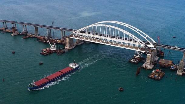 Украина планирует новый проход судов по Керченскому проливу