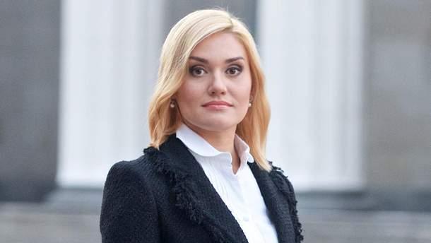 Тетяна Острікова