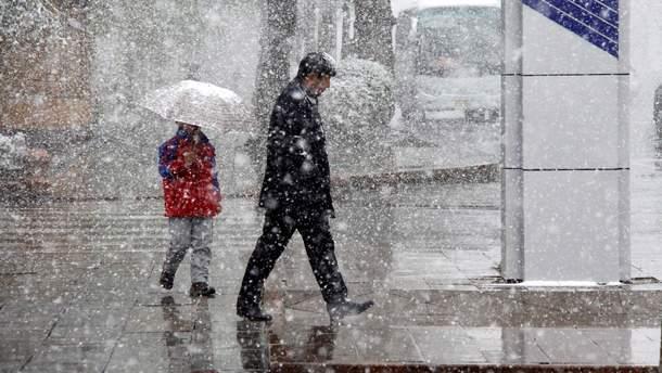 Погода 6 лютого 2019 Україна - прогноз погоди від синоптика