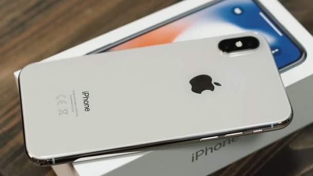 Скільки коштують відновлені iPhone X