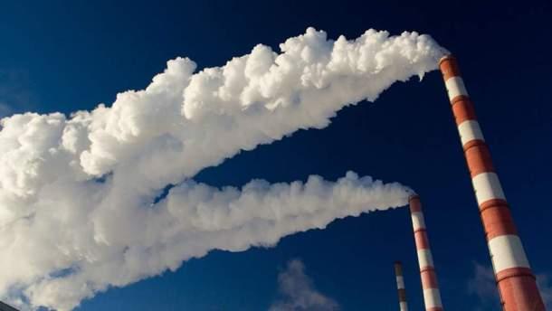 ТЕС Ахметова забруднює навколишнє середовище