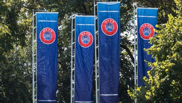 УЕФА может отменить правило выездного гола
