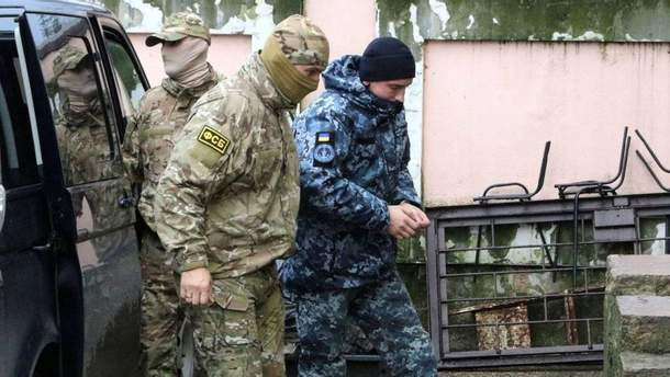 ФСБ допитала двох захоплених біля берегів Криму українських військових, – адвокат