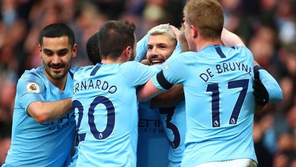 Манчестер Сіті - Челсі: відео голів, огляд матчу АПЛ 2018/19