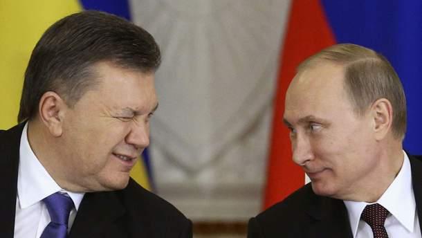 Янукович провел пресс-конференцию