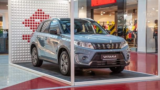 Suzuki презентовала обновленный бестселлер Vitara в Украине