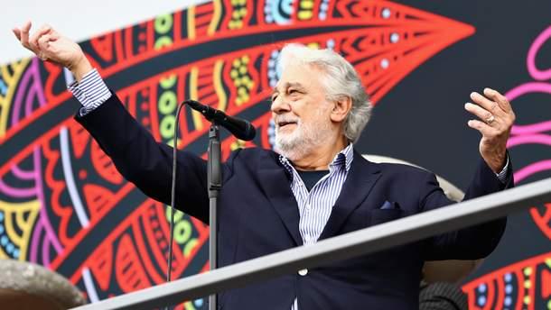 Пласидо Доминго выступит с концертом в Киеве