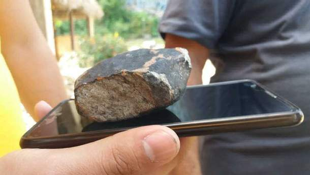 На Кубі впав метеорит