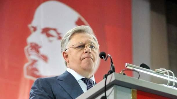 Коммунист Симоненко подал иск против ЦИК: суд не удовлетворил его просьбу
