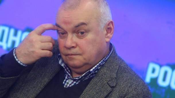 Заява Кисельова про ув'язненого за підтримку бойовиків племінника виявилась брехнею