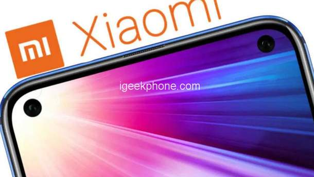 Смартфон Xiaomi с дырявым экраном готовят к выпуску