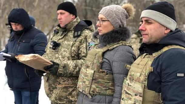 На оккупированном Донбассе состоялась передача 33 заключенных