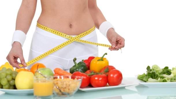 Три правила здорового харчування