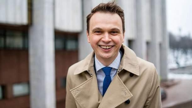 Політичний експерт Микола Давидюк