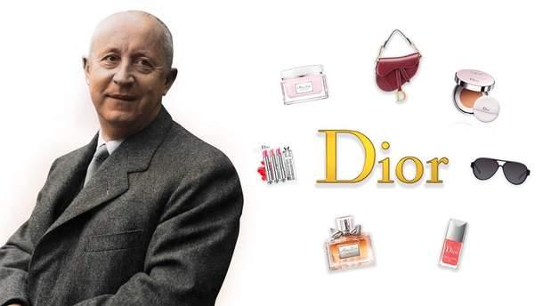 Крістіан Діор історія успіху бренду Dior 7c29e423bc6cd