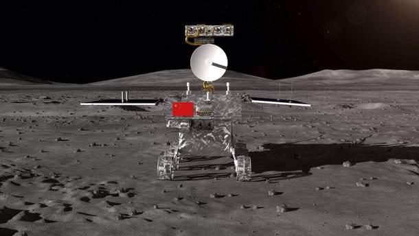 Лунная станция chang'e-4