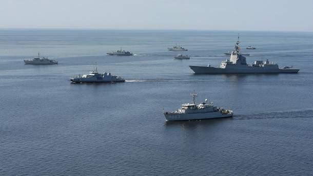 Бельгия поддержит санкции против РФ за нападение на украинские корабли на Азове