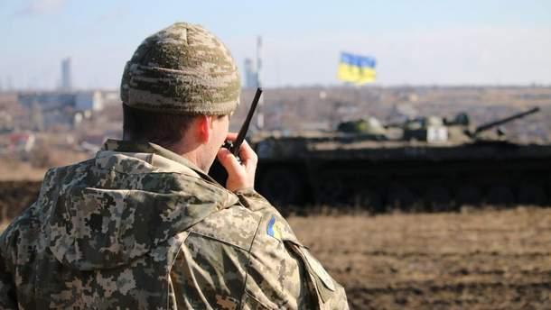 Ситуация на Донбассе: оккупанты открыли огонь и понесли потери