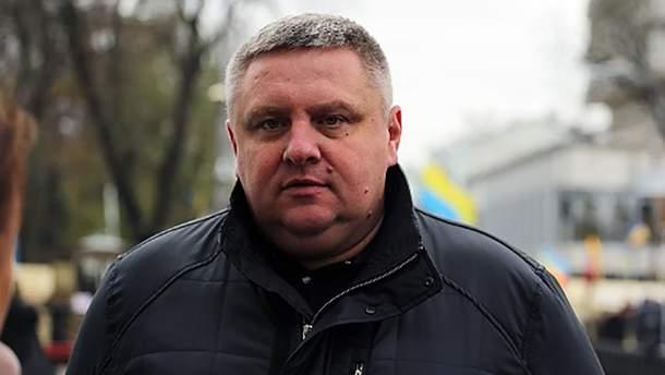 """Крищенко заявив, що затримані в Києві не мали банерів """"Хто замовив Катю Гандзюк?"""
