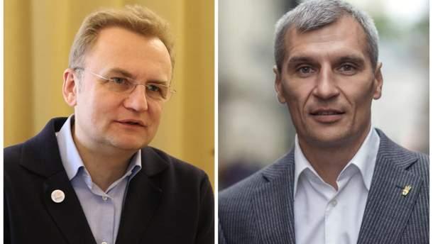 Садовый рассказал, для чего Кошулинский идет на президентские выборы