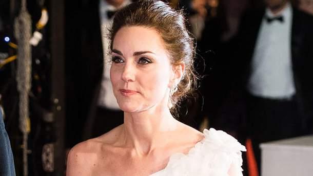 Принц Вільям та Кейт Міддлтон відвідали BAFTA-2019