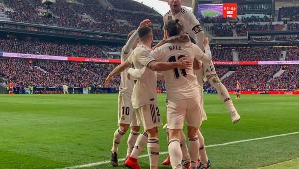 Аякс - Реал: прогноз, ставки на матч Ліги чемпіонів 2018/19