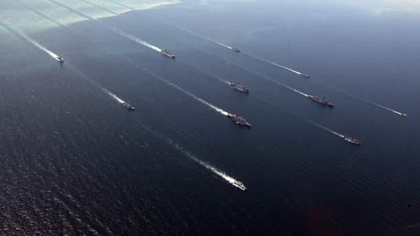 Украина и США проведут совместные военные учения в Черном море