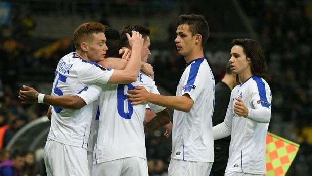 Олимпиакос - Динамо: где смотреть онлайн матч Лиги Европы