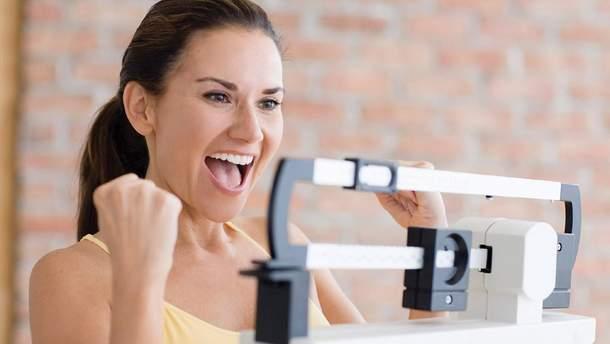 Як розрахувати свою вагу по зросту - таблиця