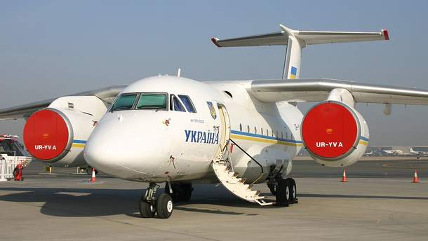 Літак АН-74 модифікації  ТК-300