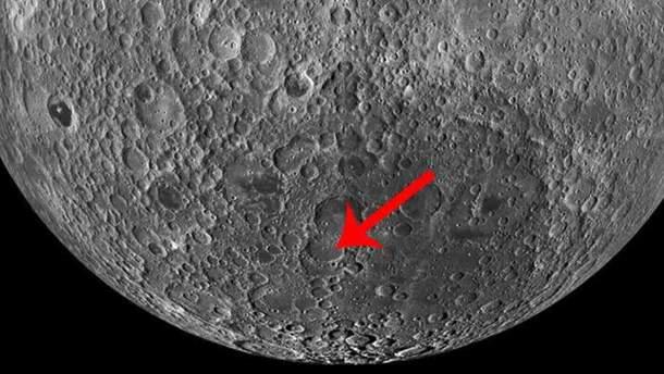 Посадка Chang'e 4 на Місяці