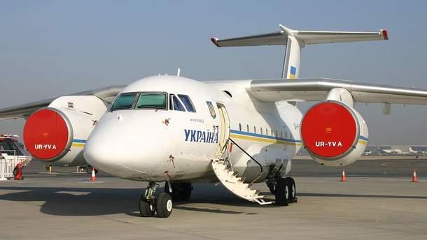 Самолет АН-74 модификации ТК-300
