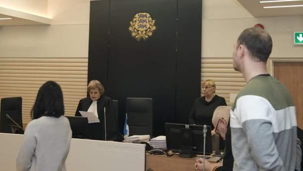 Суд виносить рішення у справі естонських шпигунів