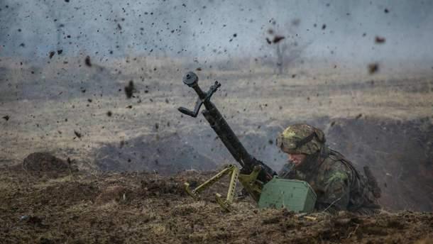 Украинские бойцы мощным ударом уничтожили оккупантов на Донбассе: яркое видео