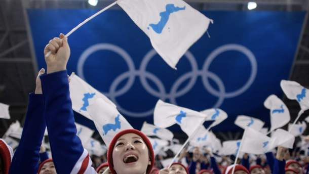КНДР та Південна Корея можуть подати спільну заявку на Олімпіаду 2032