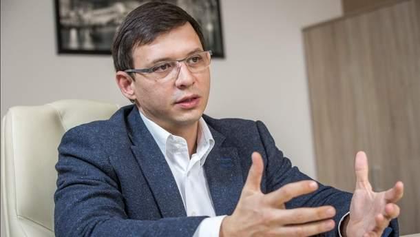 Євген Мураєв - біографія кандидата у президенти України 2019