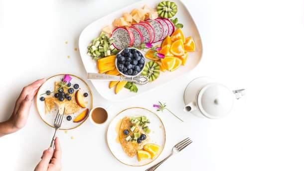 Правильне харчування: 3 правила
