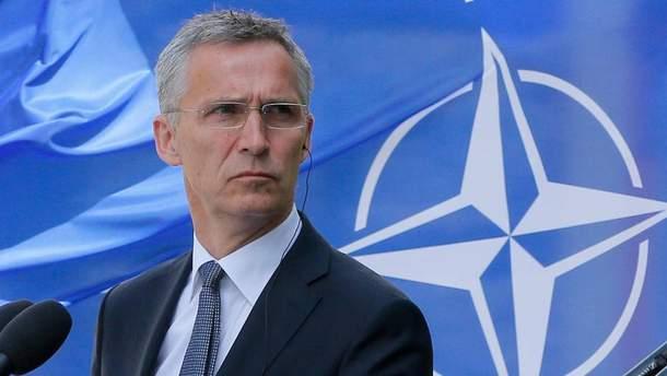 Столтенберг заявив, що Україна є важливим стратегічним партнером для НАТО
