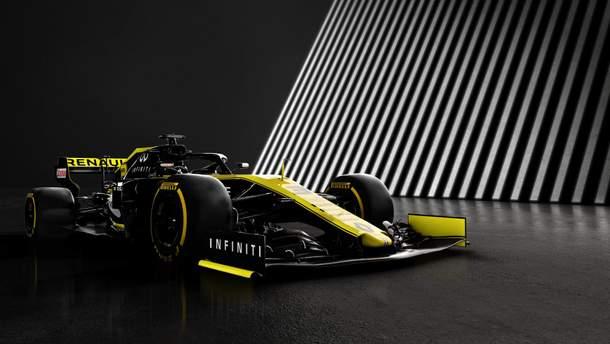 Renault представили болид для нового сезона Формулы-1: фото и видео