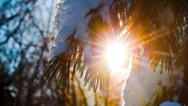 Погода 13 лютого 2019 Україна - прогноз погоди від синоптика