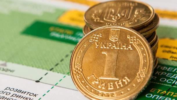 С начала 2019 года украинская национальная валюта стремительно растет