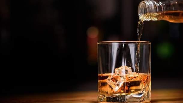 Импортный виски может исчезнуть из Украины