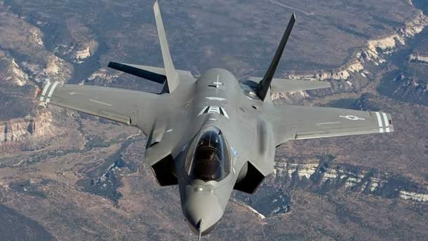 Воздушные силы США хотят оснастить истребители лазерным оружием в ближайшие годы