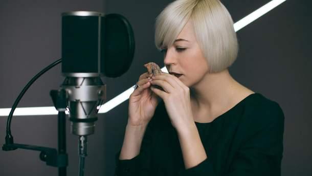 Українська музикантка Ната Жижченко