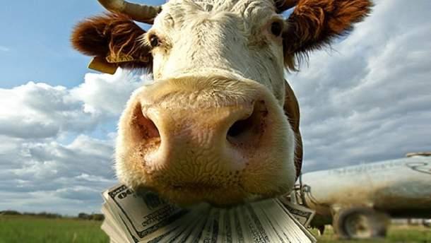 Скільки і чому держава дає гроші аграріям