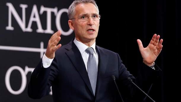 НАТО має фінансові варіанти відповіді на припинення ракетного договору, – генсек